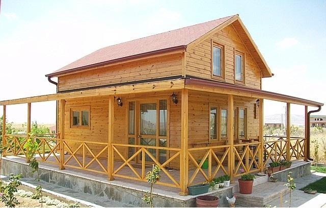 Kereste ev yapımı